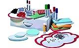 Franken UMSK Moderationsbox (mit selbstklebenden Karten 29 x 46 x 13 cm) weiß