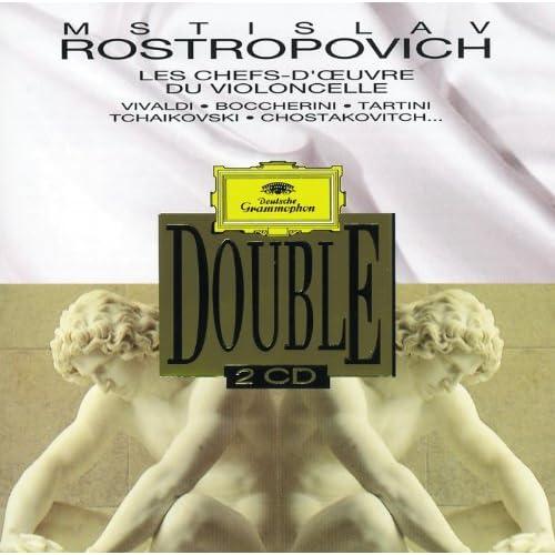 Vivaldi: Cello Concerto In C Major, RV 398 - 3. Allegro