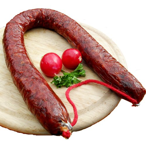 Chorizo Pata Negra Ibérico ca. 0,45 Kg Der Klassiker der immer schmeckt