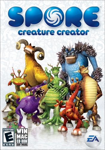 Spiel Pc Spore (Spore Creature Creator - PC/Mac by Electronic Arts)
