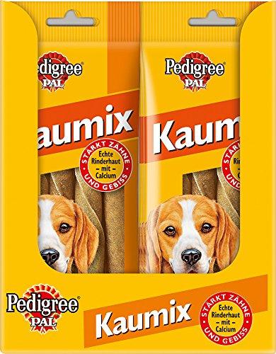 Pedigree Kaumix Hundesnack, 30 Packungen je 4 Stück (30 x 35 g) Test