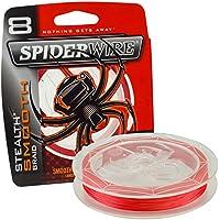 Spiderwire Unisex Smooth 8 Braid - Code Red