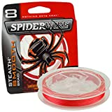 SpiderWire - Stealth Smooth 8 - Red - 0,14mm - 12,5kg - 300m