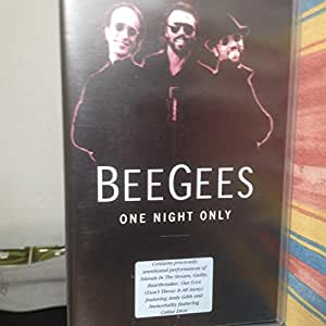 The Bee Gees - One Night Only [VHS]