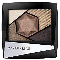 Maybelline New York Color Sensational Satin Eyeshadow, Glamourous Gold, 2.4g