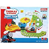 Babytintin™ Tomas & Friends Battery Operated Train Track Toy Set For Kids