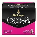 Dallmayr Capsa Espresso Barista, Nespresso Kapsel, Kaffeekapsel, Espressokapsel, Röstkaffee, Kaffee, 50 Kapseln
