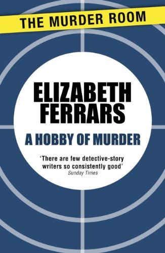 A Hobby of Murder (Andrew Basnett) (English Edition) eBook ...