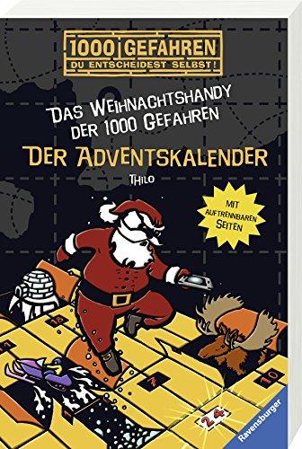 Preisvergleich Produktbild Das Weihnachtshandy der 1000 Gefahren: Der Adventskalender