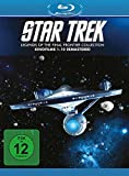 Star Trek I-X - Die Kinofilme 1-10 - Legends of the Final Frontier Collection (10 Blu-rays)