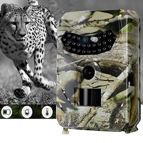 Wildkamera Nachtsicht PIR Sensor 12MP Foto Falle 1080P Video 940NM Nachtsicht 26 Stücke Infrarot LEDs Wasserdichte IP56 Wildlife Scouting Kamera -