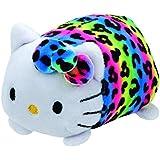 Ty–ty42178–Teeny TYS–Plüschtier Hello Kitty Glamour 8cm