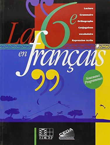 La 6e en Français (Cote d'Ivoire)