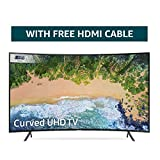 Best Curved Tvs - Samsung 55NU7300 55-Inch Curved Ultra HD Smart 4K Review