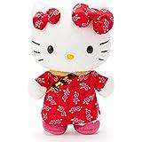 Hello Kitty Plush Toy SS (cheongsam)