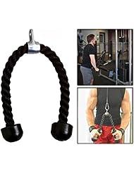 OFKPO Cuerda para Tríceps,Pull Down Cuerda Equipo, ...