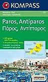 Paros - Antiparos 1 : 35 000