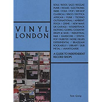 Vinyl London : An independant record shop guide