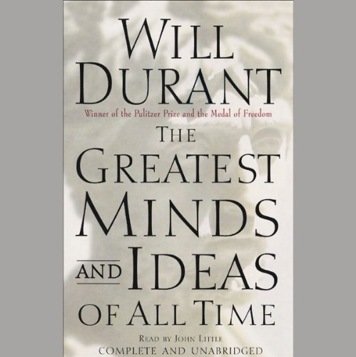 The Greatest Minds and Ideas of All Time  Audiolibri