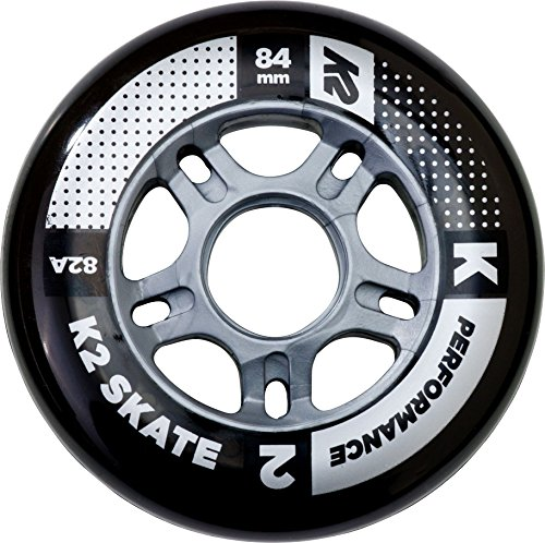 K2 Rollenset 84 mm Performance Wheel 8-Pack/ILQ 7, mehrfarbig, One Size, 30B3010.1.1.1SIZ