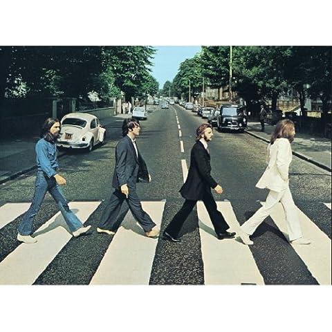 Imán - The Beatles (Abbey Road)