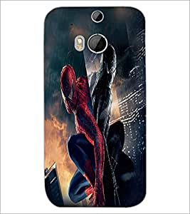 PRINTSWAG CARTOON CHARACTER Designer Back Cover Case for HTC ONE M8s