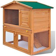 Cage lapin exterieur for Cage lapin exterieur