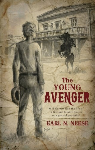 The Young Avenger Cover Image