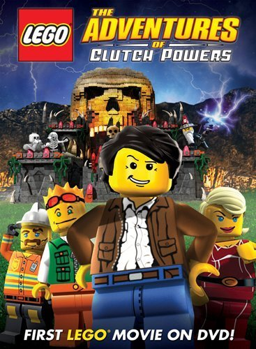 LEGO: The Adventures of Clutch Powers by Ryan McPartlin