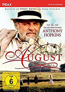 August / Faszinierender Film von und mit Anthony Hopkins (Pidax Film-Klassiker)