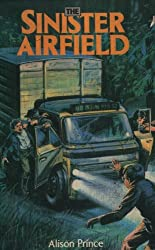 Sinister Airfield (Pied Piper Books)