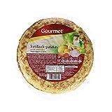 Gourmet - Tortilla De Patata Con Cebolla - Producto pasteurizado - 500 g