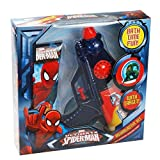 Marvel Ultimate Spiderman Aquablaster Gift Set - Bath Time Fun