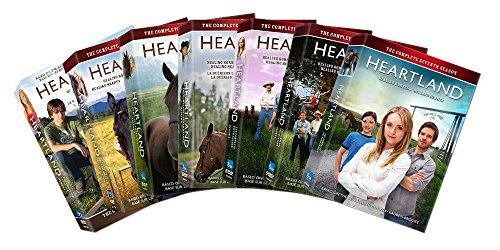 Heartland: Seasons 1-7