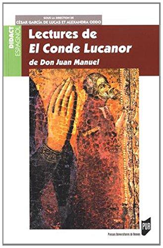 Lectures de El Conde Lucanor de Don Juan Manuel par César Garcia de Lucas