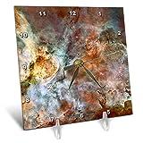 3dRose DC 76816_ 1Galaxy & Nebel ETA Carinae Nebula von der NASA Hubble Teleskop Schreibtisch Uhr, 6von 15,2cm