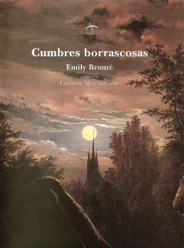 Cumbres Borrascosas (Clasica Maior) por Emily Brontë