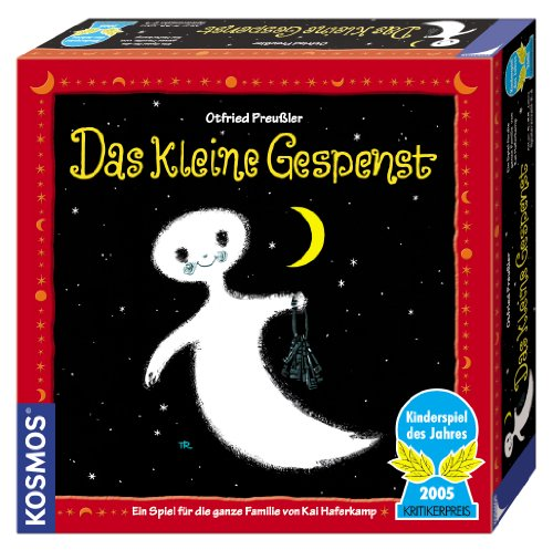 Preisvergleich Produktbild Kosmos 696443 - Das kleine Gespenst, Kinderspiel des Jahre 2005