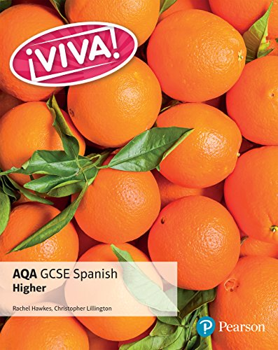Vernon Ekkeha: Free Viva! AQA GCSE Spanish Higher Student Book PDF