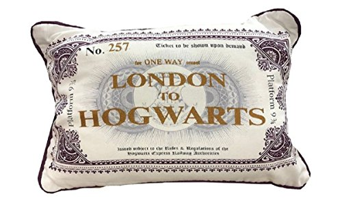 Primark HARRY POTTER LNDON TO HOGWARTS - Cojín