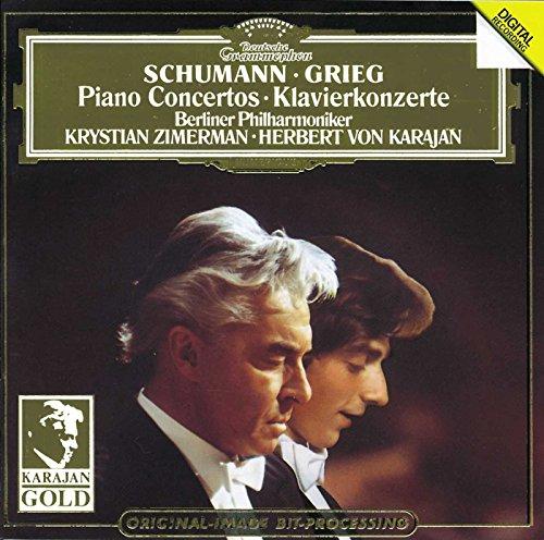 Greig and Schumann Piano Concertos