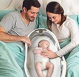 Krippe Tragbare Schlafkorb Multifunktions Klappbett Bett Baby Schlaf,B