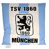 TSV 1860 München Kissen 'Fahne'