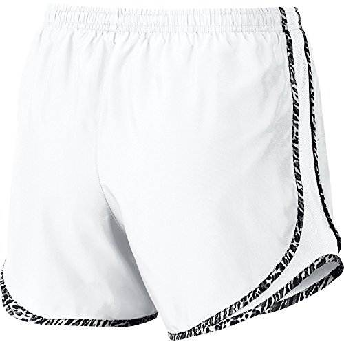 Nike Short New Tempo Track pour Femme WHITE/WOLF GREY