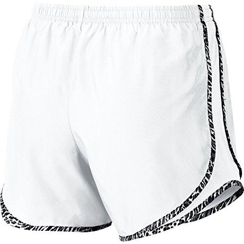Nike GREY Shorts Tempo WOLF WHITE Running da z1qxgwCAz