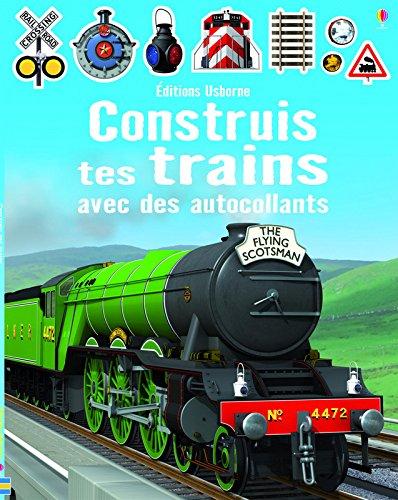 Construis tes trains avec des autocollants par Simon Tudhope