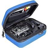 SP 53031 Hero3 GoPro XS Mallette de rangement Bleu