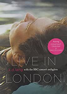 Live In London (With the BBC Concert Orchestra) [DVD] [2009]