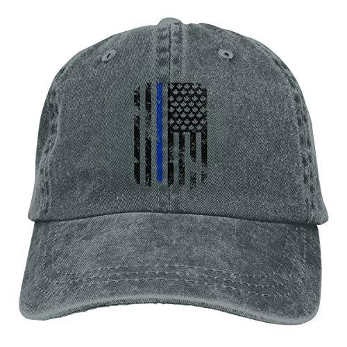 Oiup 089iuop D¨¹nnes Blau wir Kanada-Flagge L?ssige Unisex-Baseballm¨¹tzen Washed Cowboy Hat Adjustable Trucker Hat