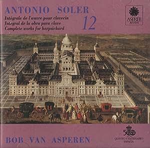 Soler : Intégrale de l'oeuvre pour clavecin, Volume 12 [Import anglais]